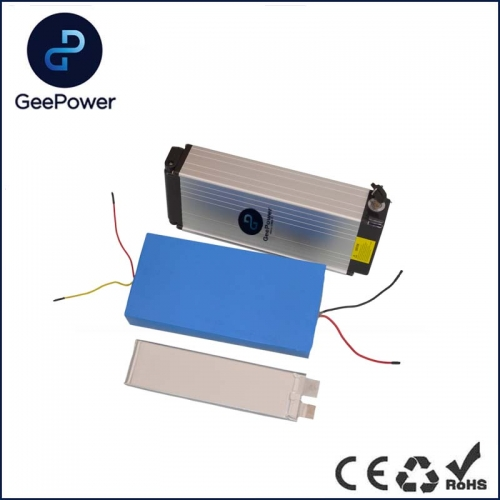 Lithium Polymer 48V Battery For Electric Bike