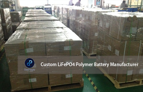 Custom LiFePO4 Polymer Battery Manufacturer