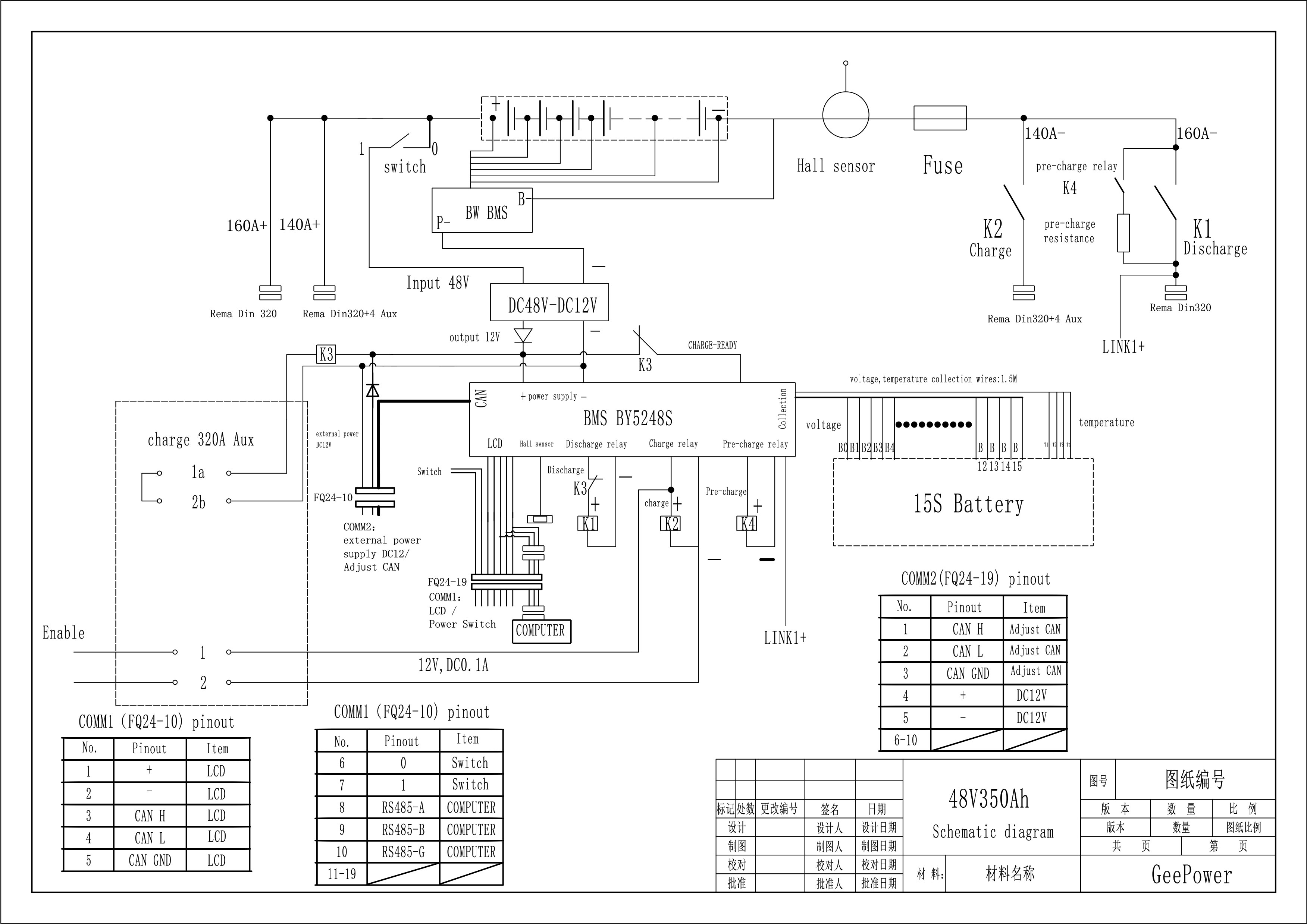 48 volt forklift battery Schematic-diagram from Forklift Battery  Manufacturers