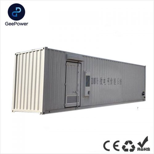 400kwh~1Mwh energy STORAGE-SYSTEM