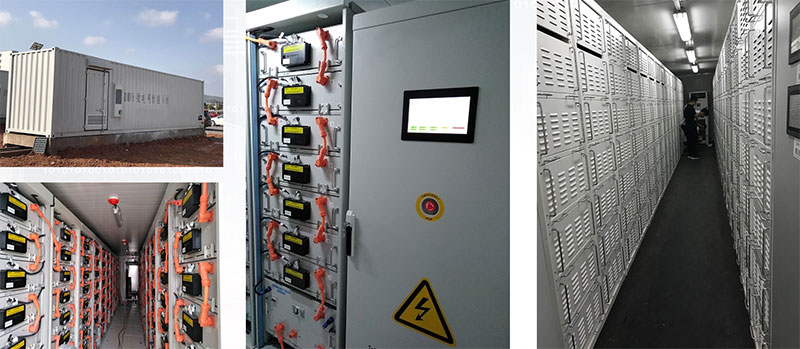 400kwh~1Mwh energy storage system